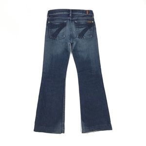 7 For All Mankind Dojo Flare Jeans 3373